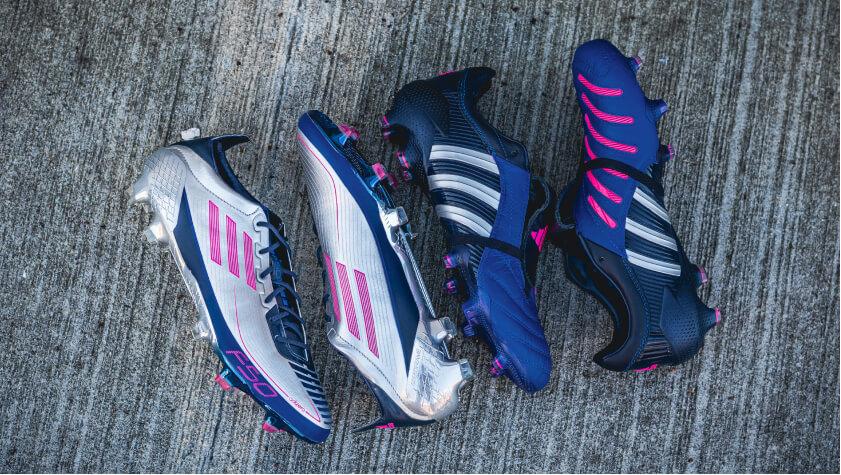 Magische avonden beleef je met deze limited edition adidas voetbalschoenen