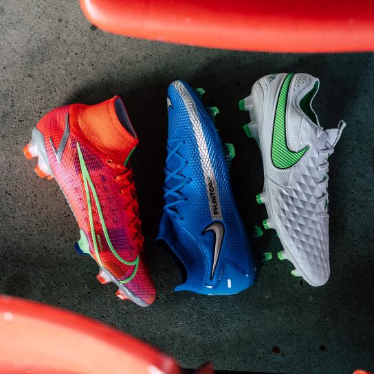 Verbluffend en verblindend! Dit is het nieuwe Nike Spectrum Pack