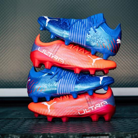 Het spel wordt sneller en sneller door het Faster Football Pack