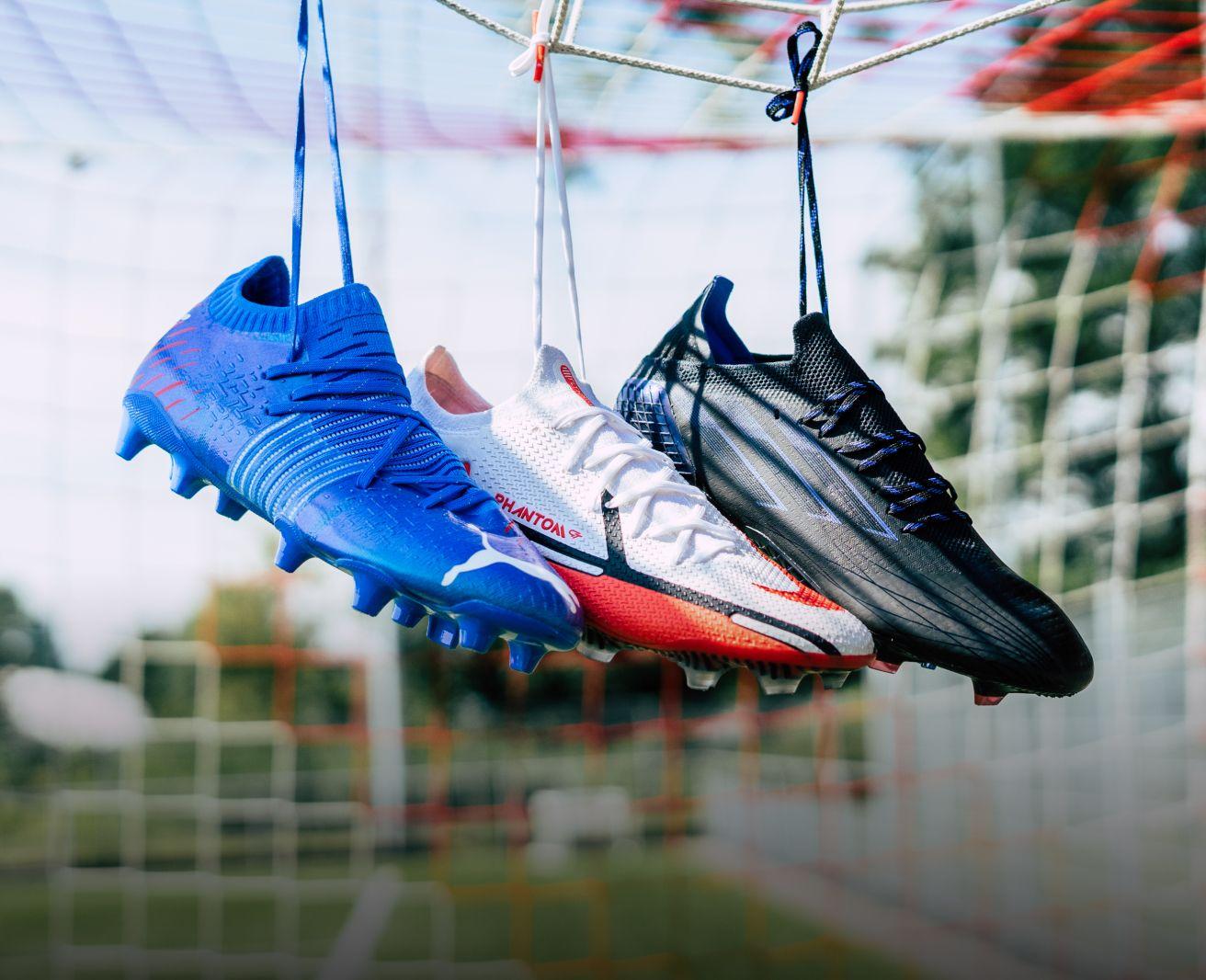de nieuwste voetbalschoenen