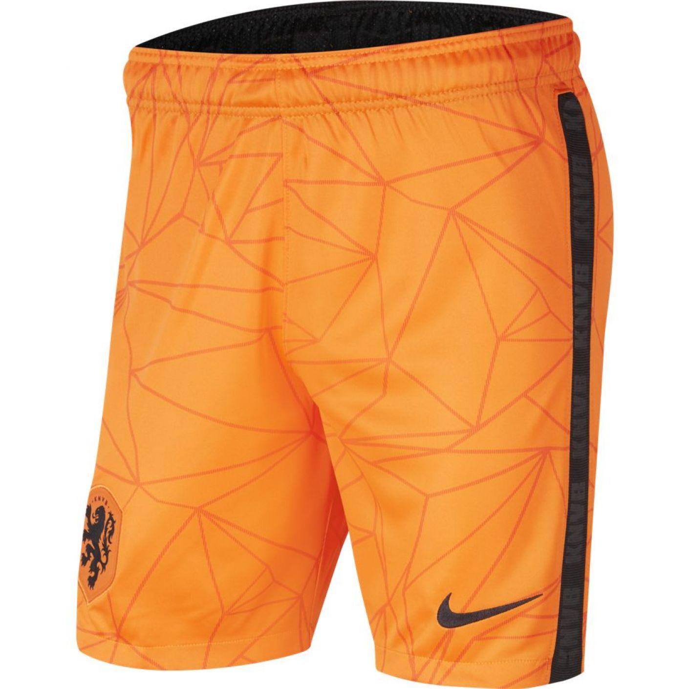 Nike Nederland Thuis Voetbalbroekje 2020-2022