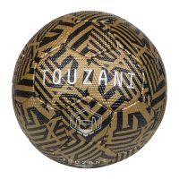 Touzani Straat Voetbal Replica Zwart Goud
