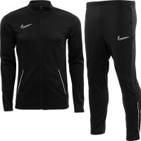 Nike Dri-FIT Academy 21 Trainingspak Kids Zwart Wit