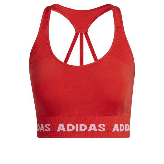 adidas Training Aeroknit Beha Rood
