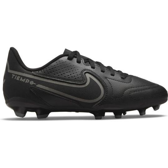 Nike Tiempo Legend 9 Club Gras / Kunstgras Voetbalschoenen (MG) Kids Zwart Blauw