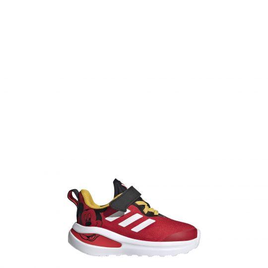 adidas Disney Mickey FortaRun Schoenen Baby / Peuters Rood Zwart Geel