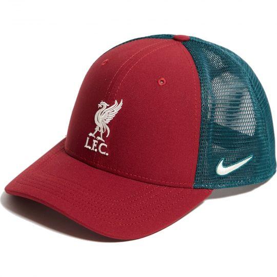 Nike Liverpool Aerobill C99 Cap Rood Wit