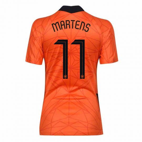 Nike Nederlands Elftal Martens 11 Thuisshirt Dames