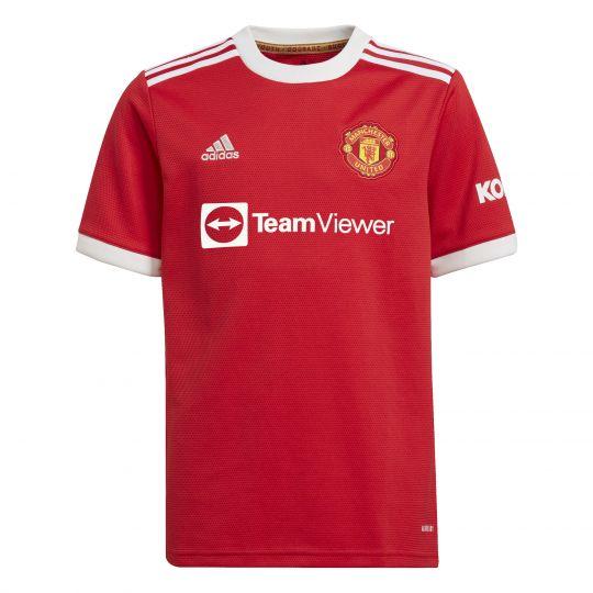 adidas Manchester United Thuisshirt 2021-2022 Kids