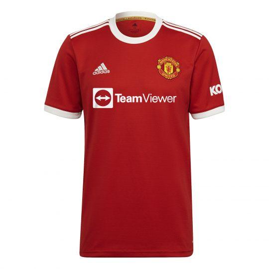 adidas Manchester United Thuisshirt 2021-2022