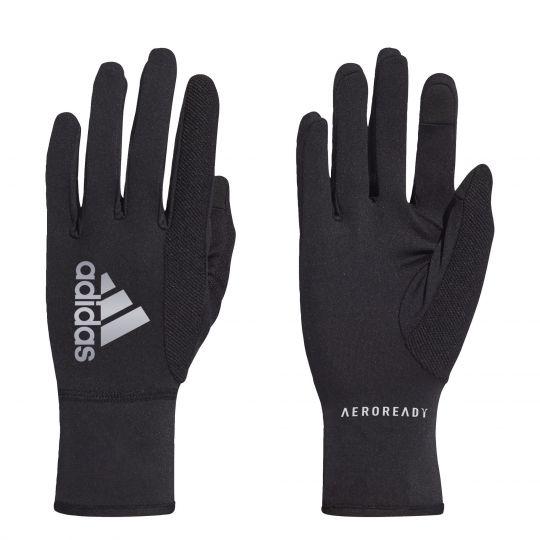 adidas AEROREADY Warm Running Handschoenen Zwart