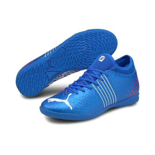 PUMA FUTURE Z 4.2 Zaalvoetbalschoenen (IT) Blauw Wit