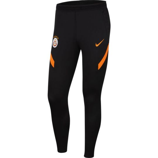 Nike Galatasaray Strike Trainingsbroek 2021-2022 Zwart Oranje
