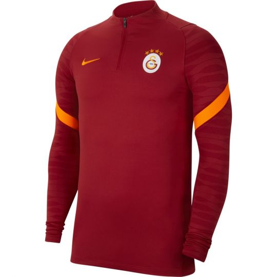 Nike Galatasaray Strike Drill Trainingstrui 2021-2022 Rood Oranje