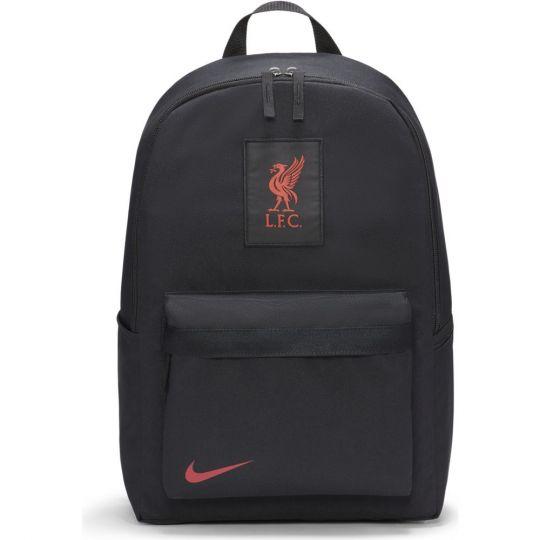Nike Liverpool Rugzak Zwart Rood