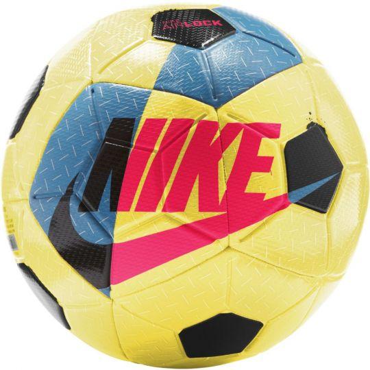 Nike Airlock Street X Straatvoetbal Maat 5 Geel Zwart Oranje