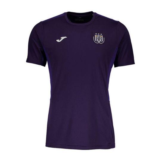 Joma Anderlecht Trainingsshirt 2021-2022 Paars