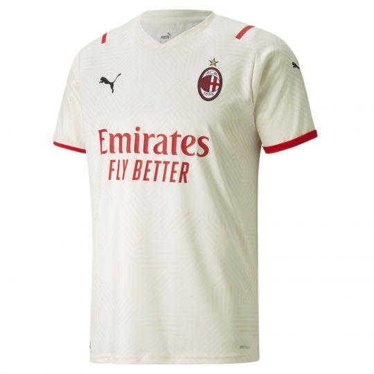 PUMA AC Milan Uitshirt 2021-2022 Goud Beige Rood