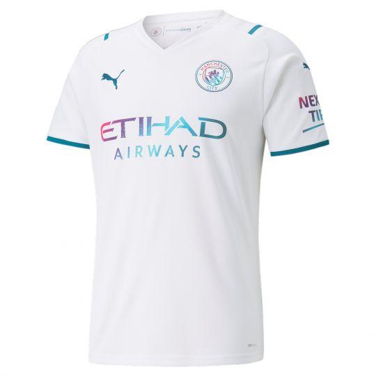 PUMA Manchester City Uitshirt 2021-2022 Kids