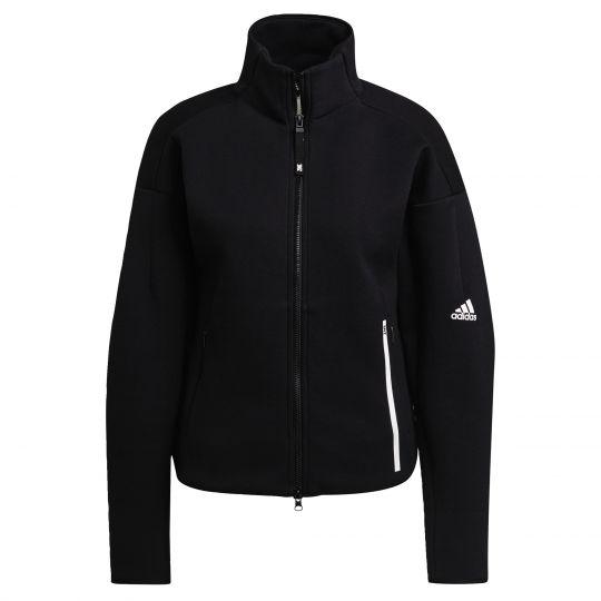 adidas Z.N.E. Sportswear Trainingsjack Dames Zwart