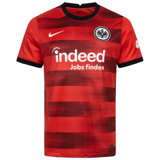 Nike Eintracht Frankfurt Uitshirt 2021-2022