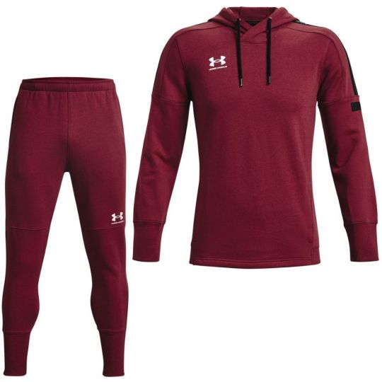 Under Armour Accelerate Off Pitch Trainingspak Rood