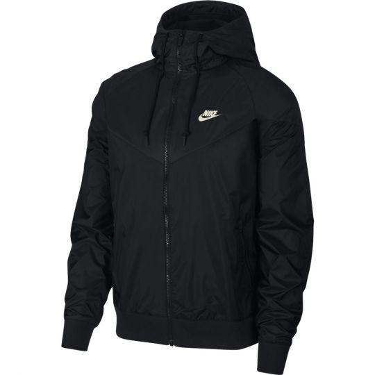 Nike NSW Windrunner Jack Zwart Wit