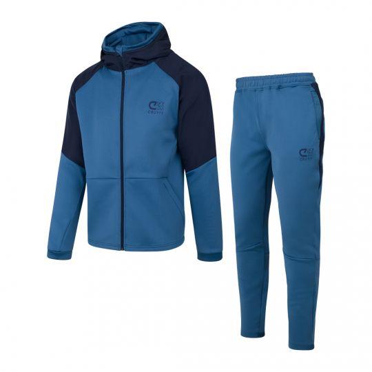 Cruyff Pointer Trainingspak Blauw Donkerblauw
