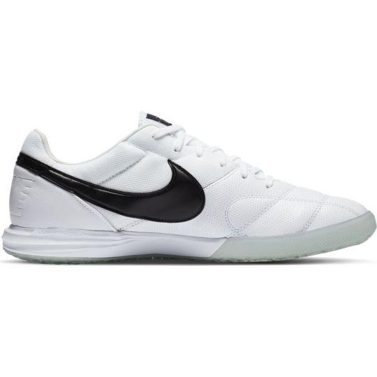 Nike Premier II SALA ZAALVOETBALSCHOENEN (IC) Wit Zwart