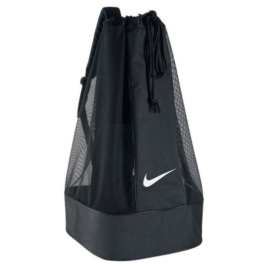 Nike Club Team Ballenzak Zwart (16 ballen)