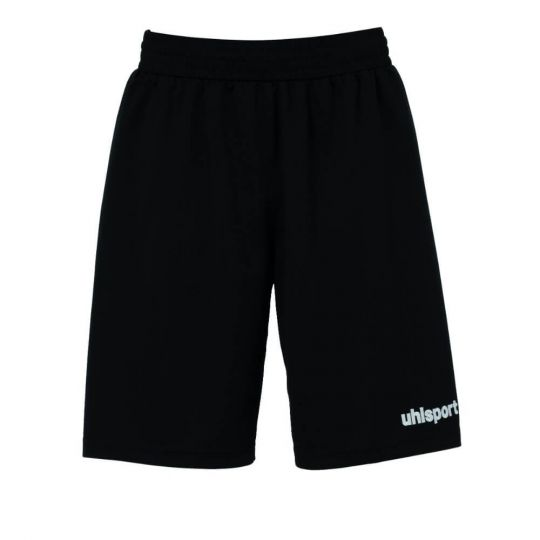 Uhlsport Basic Keepersbroekje Black Kids
