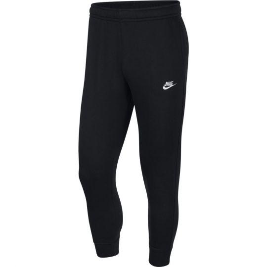 Nike NSW Club Joggingbroek Zwart Zwart Wit