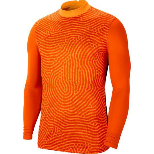 Nike Dry GARDIEN III Keepersshirt Lange Mouwen Oranje