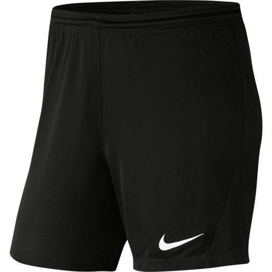 Nike Dry Park III Voetbalbroekje Dames Zwart