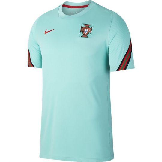Nike Portugal Strike Trainingsshirt 2020-2022 Groen