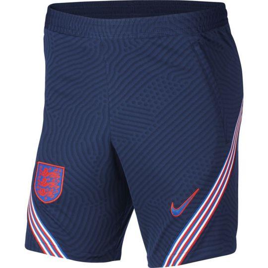 Nike Engeland Strike Trainingsbroekje KZ 2020-2022 Donkerblauw