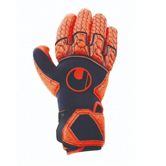 Uhlsport NEXT LEVEL SUPERGRIP REFLEX Keepershandschoenen Oranje Zwart
