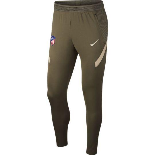 Nike Atletico Madrid Dry Strike Trainingsbroek KP 2020-2021 Groen