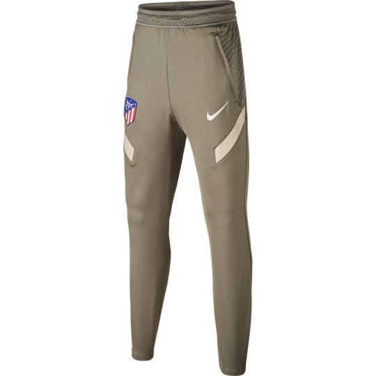 Nike Atletico Madrid Dry Strike Trainingsbroek KP 2020-2021 Groen Kids