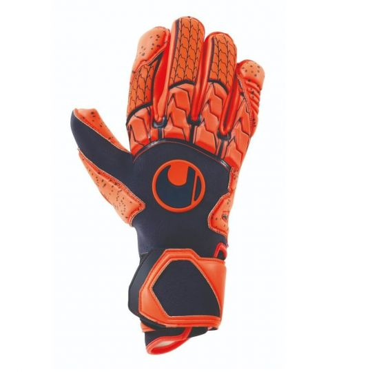 Uhlsport NEXT LEVEL SUPERGRIP Keepershandschoenen Oranje Zwart
