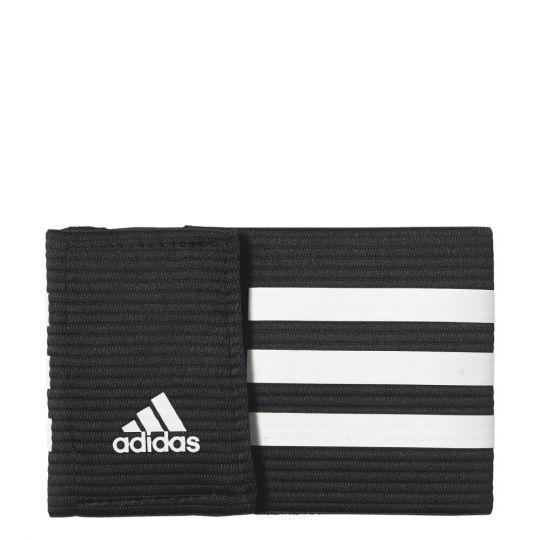 adidas Aanvoerdersband Black White