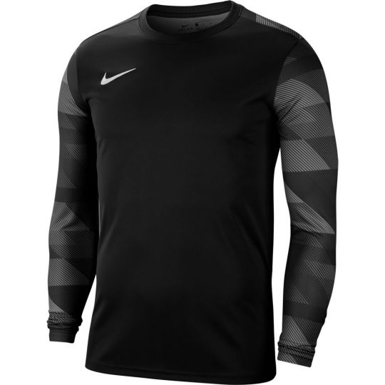 Nike Dry Park IV Keepersshirt Kids Lange Mouwen Zwart