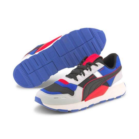 PUMA RS 2.0 Futura Sneaker Grijs Blauw Rood