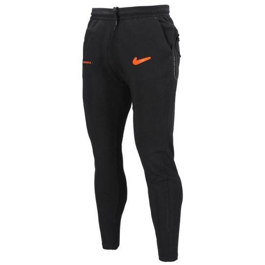 Nike AS Roma Tech Fleece Pack Trainingsbroek CL 2020-2021 Zwart