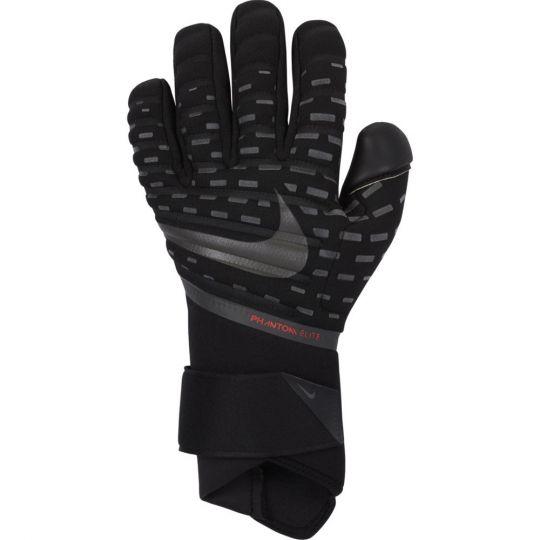 Nike PHANTOM ELITE Keepershandschoenen Zwart Zwart Rood