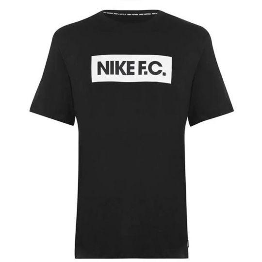 Nike F.C. T-Shirt Essentials Zwart