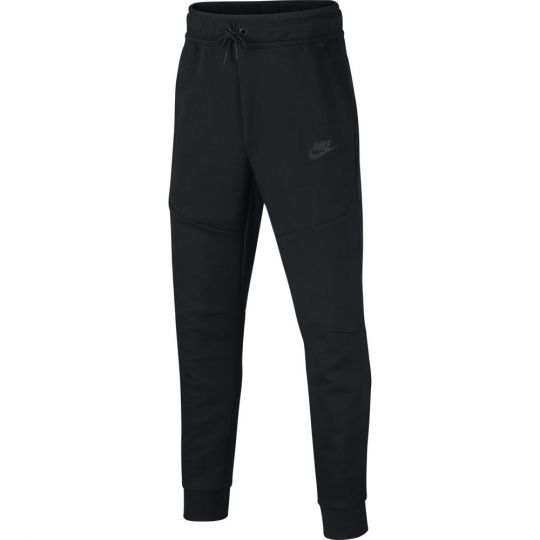 Nike Tech Fleece Trainingsbroek Kids Zwart Zwart
