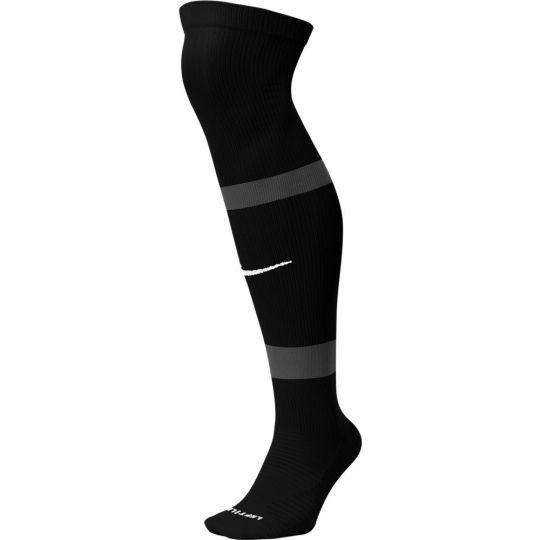 Nike Team Matchfit Voetbalsokken Hoog Zwart
