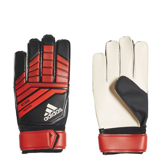 adidas Predator Training Keepershandschoenen Black Red White