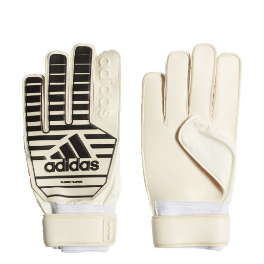 adidas Classic Training Keepershandschoenen Wit Zwart